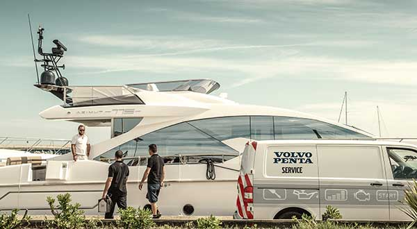Service for Boats and Yachts